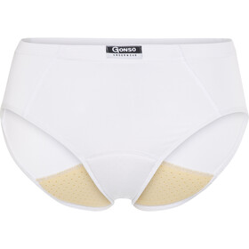Gonso Marra Slip Damen white